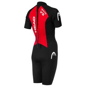Head Multix VS Multisport 2,5 Shorty Suit Ladies Black/Red